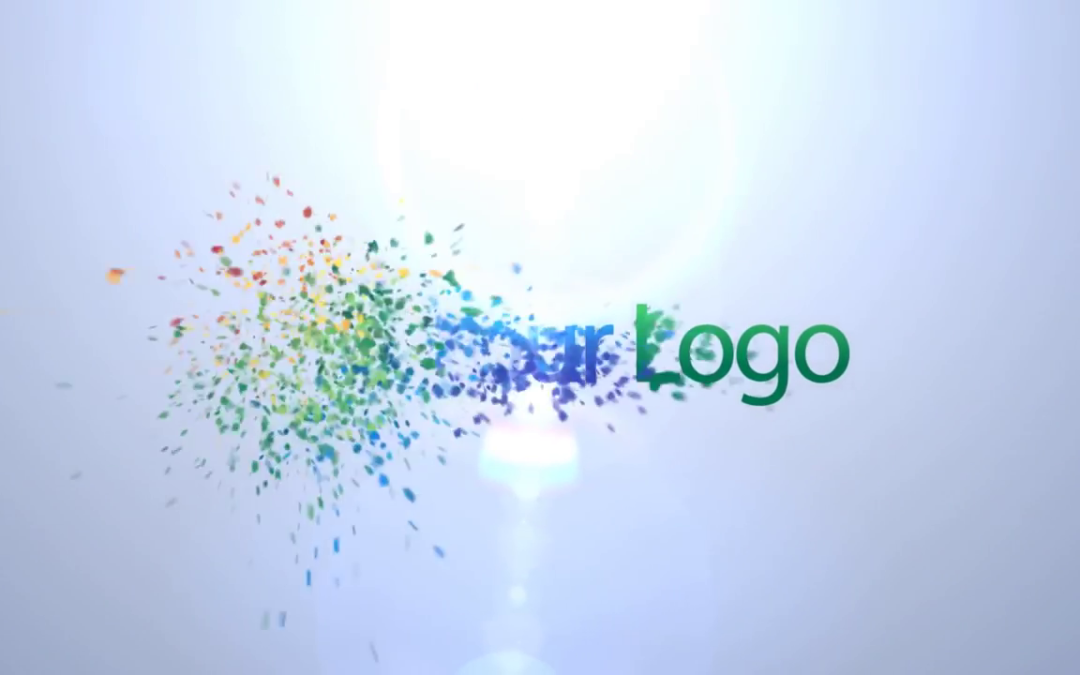 Simple Logo Reveal After Effects Template free
