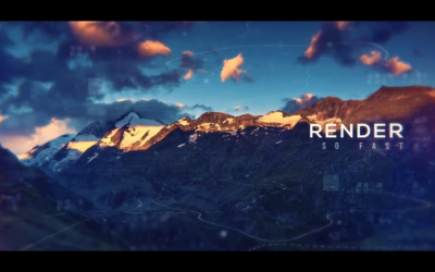 Cinematic Modern Parallax Slideshow After Effects Template free