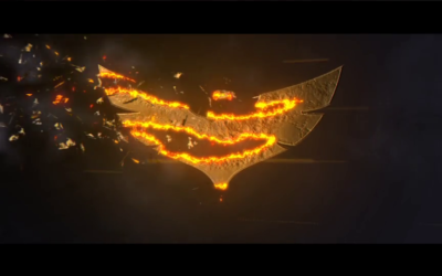 Epic Impact Logo Intro Free Template After Effects