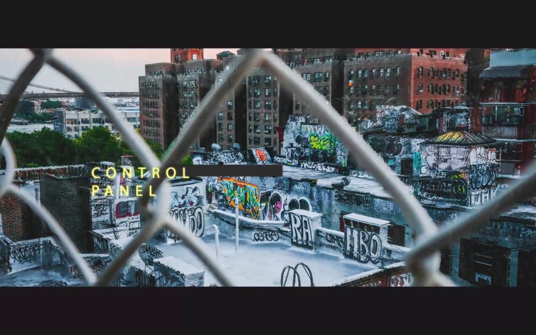 Premiere Pro Slideshow Template