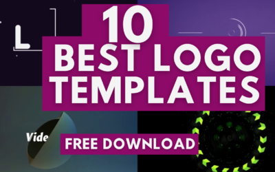 Top 10 Free After Effects Logo Templates
